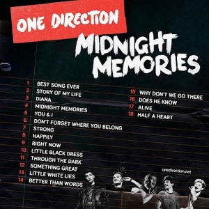 Midnight memories 2