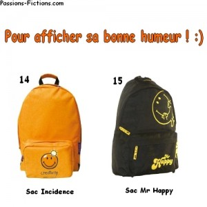 Montage sac happy