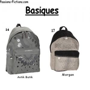Montages sacs basiques