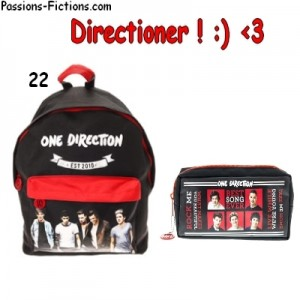 Montags sac one direction