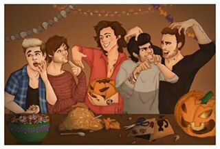 Halloween One Direction