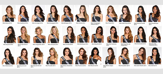 Miss France 2015 élection 2