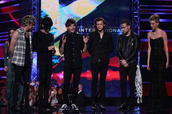Aria awards One Direction 2