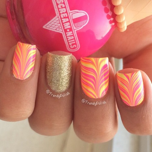 Water marble 3